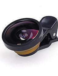 Lentille de mobile cocasse lentilles grand angle grand angle grand angle 0.4x lentille externe universelle