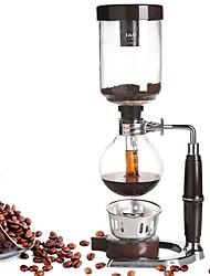 Zcmkcj0012 кофе-машина для кофейника с сифоном для пяти человек