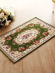 European style Home textile carpet sitting room tea table bedroom bed mat carpet floor mat