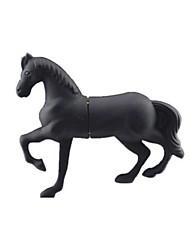 modello di cavallo usb 8gb di memoria 2.0 penna flash drive nuovo