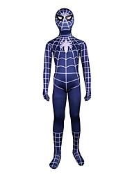 Disfraces de Cosplay Araña Cosplay de películas  Leotardo/Pijama Mono Zentai Halloween Navidad Carnaval Día del Niño Lycra Spandex