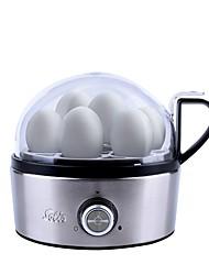 Yumurta ocağı Tekli Eggboiler Mutfak Yenilik Araçları 220V Su Resisdansı Çok Fonksiyonlu Zamanlama İşlevi