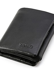 New wallet men short leather upright personalized leisure wallet large capacity multi-function Wallet