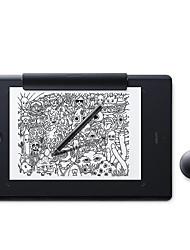 Wacom PTH660/K0-F with Pro Pen 2 Finetip Pen  and Paper Clip  8192 Level Pressure Sence   5080 LPI   Graphics Tablet