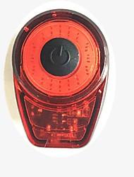 Luce posteriore per bici LED LED Ciclismo All'aperto Luci USB Lumens USB Rosso Uso quotidiano Ciclismo All'aperto