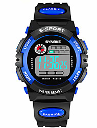 Smartwatch Water Resistant / Water Proof Long Standby Sports Multifunction Timer Alarm Clock Chronograph Calendar No Sim Card Slot