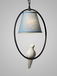 Lampe de salle à manger / style post-moderne / lodge nature inspirée chic&Caractéristiques de la peinture rétro traditionnelle