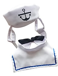 Dog Costume Dog Clothes Cosplay Police/Military