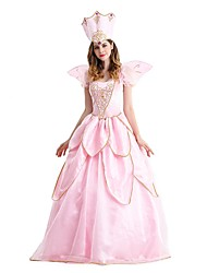 Cosplay Costumes Masquerade Princess Fairytale Cosplay Festival/Holiday Halloween Costumes Vintage Others Dresses Wings Headpieces