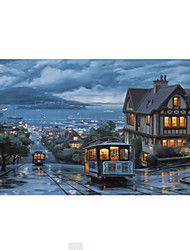 Jigsaw Puzzles Wooden Puzzles Building Blocks DIY Toys Chinese Architecture