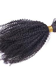 Bundle cheveux Cheveux Mongoliens Très Frisé 12 mois 1 Pièce tissages de cheveux kg Mèches Rapides
