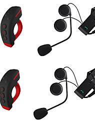 Мотоцикл V4.2 Гарнитуры Bluetooth Висячий стиль уха Пульт управления