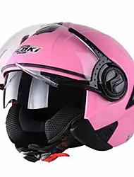 Nenki 622  Motorcycle Helmet Man Half-Covered Warm-Up Electric Car Helmet Lady Winter Helmet