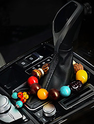 DIY Automotive Auto Accessories Accessories Bodhi Child Lucky Beads Car Pendant & Ornaments Wood