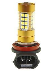 Sencart 1pcs h11 pgj19-2 ampoule clignotante led lampe témoin de clignotant de lumière de voiture (blanc / rouge / bleu / blanc chaud) (dc