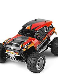 WL Toys 18405 Гоночный багги 1:18 Коллекторный электромотор Машинка на радиоуправлении 25 2.4G 1 x Руководство 1 х зарядное устройство 1
