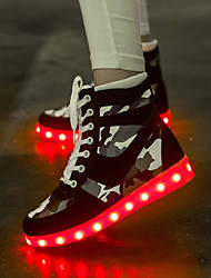 Women's Sneakers Comfort Denim Spring Fall Casual Beige Black Flat