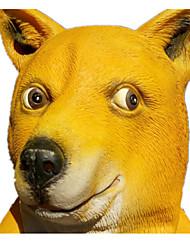 Маски на Хэллоуин Животная маска Собаки Тема ужаса Универсальные