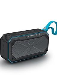 S18 Bluetooth 4.0 Alto-falante portátil Verde Laranja Carmesim Azul Claro