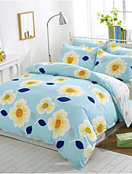 Flower Poly/Cotton Poly/Cotton