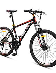 Mountain Bike Ciclismo 24 Velocità 24 pollici SUNRUN KDSG-04-3 / KDSG-04-8 Doppio disco freno Anti-smorzamentoTelaio in acciaio
