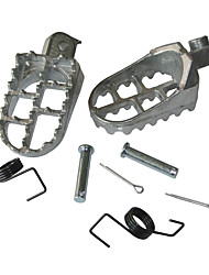 Aluminum Dirt Pit Bike Mini Motocross Foot Peg Rest Footpegs 70-150CC