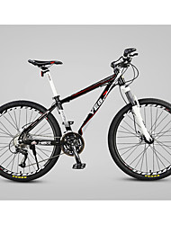 Mountain Bike Cycling 27 Speed 26 Inch/700CC SHIMANO M370 Disc Brake Suspension Fork Aluminium Alloy Frame Aluminium Alloy Aluminium