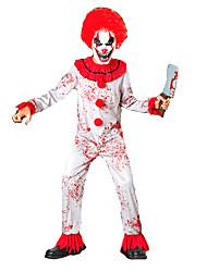 Disfraces de Cosplay Baile de Máscaras Fantasma Burlesques/Payaso Cosplay Festival/Celebración Disfraces de Halloween Otros