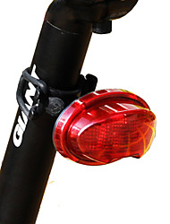 Bicycle Taillight USB Charging Laser Warning Light Night Riding Safety Flashing Lights Riding Bike Accessories