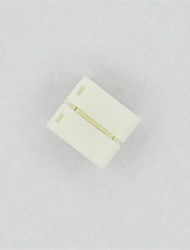 3528 2pin 8мм светодиодная лампа с водонепроницаемым сварным соединением без клея