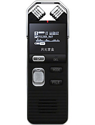 E5870 Digital Voice Recorder Ultra-Thin Metal High-Quality Non-Destructive Loudspeaker MP3 Noise Reduction Intelligent Dual-Core 8GB