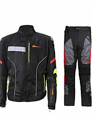 Riding Tribe JK-27 Motorcycle Set Riding Service Summer Breathable Knight Racing Suit