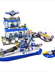 Bausteine Für Geschenk Bausteine Schiff Kunststoff 6 Jahre alt und höher Spielzeuge