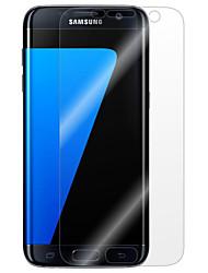 logrotate®ultra-delgada película protectora de pantalla hd protector del protector para la galaxia S7 / S7 borde / S6 / S6 borde / borde