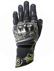 Motorcycle Gloves Four Seasons Riding A Motorcycle Knight Fell Off The Wild Racing Gloves All Gloves Men And Women