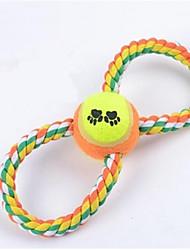 Juguete para Perro Juguetes para Mascotas Juguete Mordedor Pelota de tenis