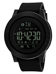 SKMEI Pánské Sportovní hodinky Hodinky k šatům Chytré hodinky Módní hodinky Digitální hodinky japonština DigitálníKalendář Voděodolné