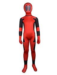 Costumes de Cosplay Superhéros Cosplay de Film Collant/Combinaison Costume Zentai Halloween Noël Carnaval Le Jour des enfantsLycra
