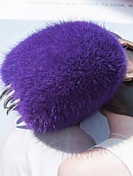 Saco / telefone / chaveiro charme lobo cartoon brinquedo pele de vison