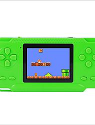 Electrónica nueva caliente niño máquina de juego pantalla a color portátil más 400 juegos consolas handheld rompecabezas niño regalo
