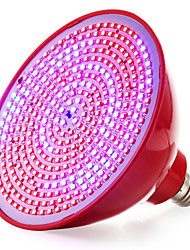 Grow Lamps for Flowering Plant and Hydroponics System 18W  (239Red+112Blue) E27 (85-265V)