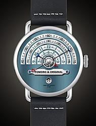 Муж. Спортивные часы Армейские часы Нарядные часы Модные часы Наручные часы Часы-браслет Механические часы Уникальный творческий часы