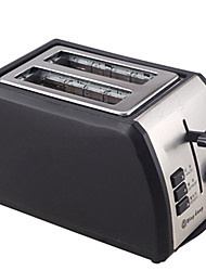 Brotmaschinen Toaster Neuheiten für die Küche 220VGesundheit Timer Licht und Bequem Niedlich Geräuscharm Licht-Spannungsanzeige Leichtes
