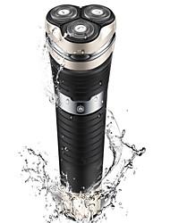 Electric Shavers Men 100V-240V Water Resistant / Water Proof LED Quick Charging Washable Charging indicator Handheld Design