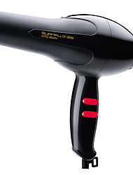 gf-9988 электрический фен для волос инструменты для стирки малошумящий парикмахерская горячий / холодный ветер