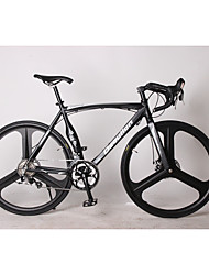 Cruiser велосипедов Велоспорт 18 Скорость 26 дюймы/700CC SHIMANO TX30 Дисковый тормоз Без амортизации Противозаносный Алюминиевый сплав