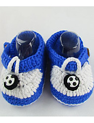 Baby Shoes Orlon Spring Fall Comfort First Walkers Flats For Casual Blue