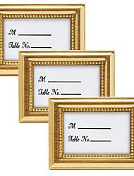 Метал Экологичныйматериал Свадебные украшения-3 предмета Свадьба Для вечеринок Особые случаи Halloween День рождения Новорожденный