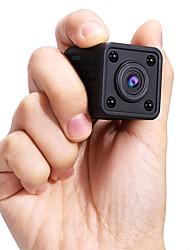 Mini Camcorder Alta Definição Portátil 720P Ângulo de visão largo Visão Nocturna