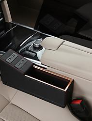 Le conducteur principal Rangement de Voiture Pour Toyota RAV4 Cuir